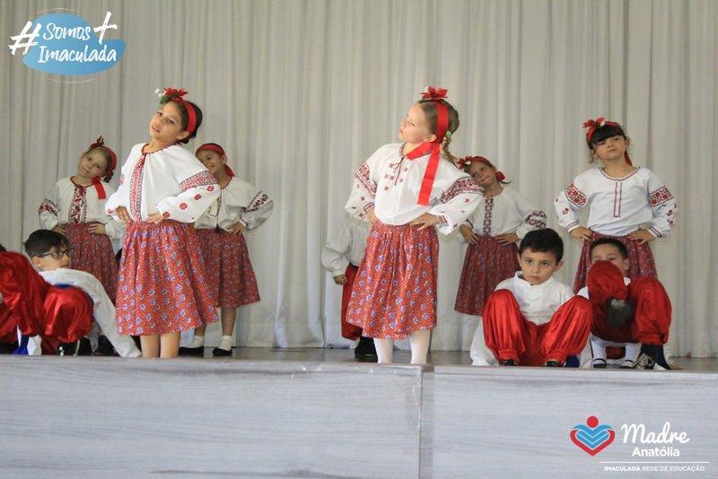 Escola Madre Anatólia | Atividades